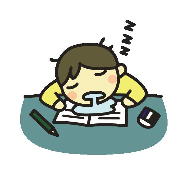 【模試当日】1日目午後は眠くて普通