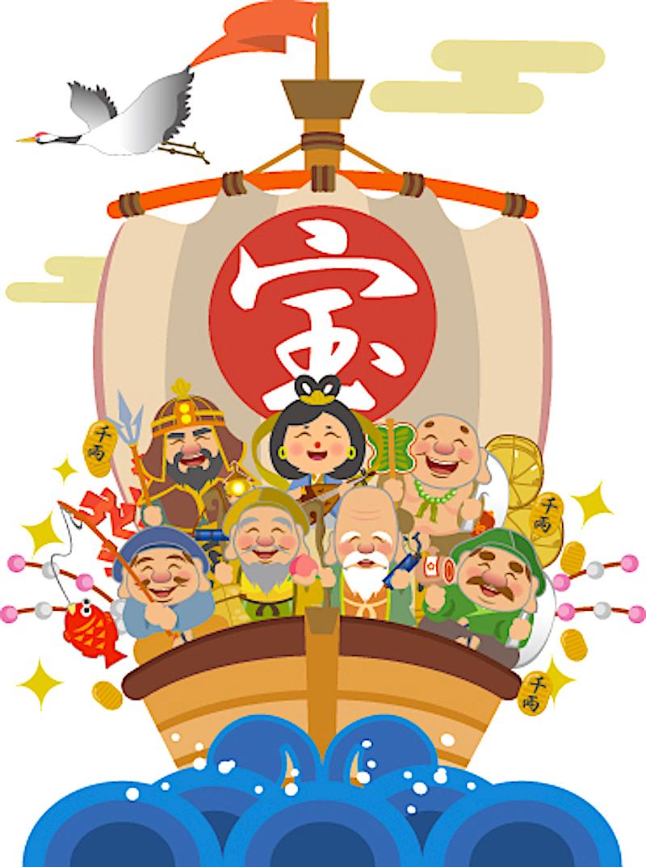 【七福神で開運招福】ロジカルとデジタル、そしてラディカル